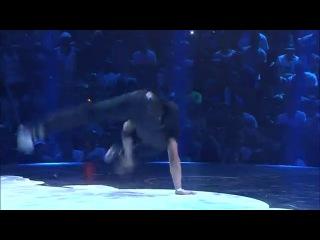Red Bull BC One 2012  Rio de Janeiro - ������ ��������� Junior vs Mounir